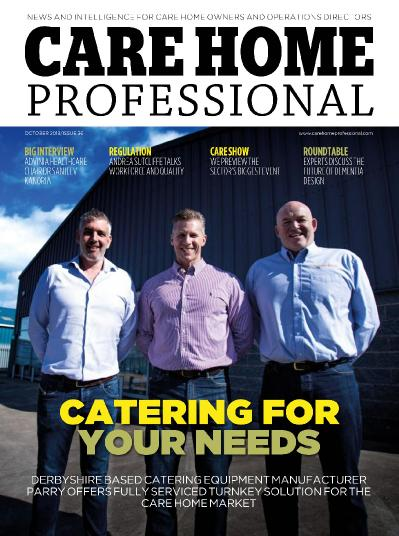 Care Home Professional  October (2018)