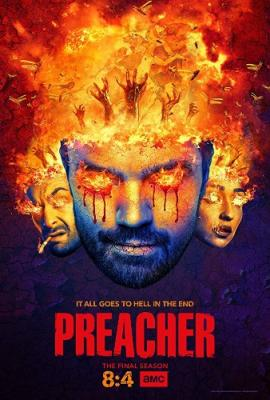 Проповедник / Preacher [Сезон: 4, Серии: 1-8] (2019) WEBRip 1080p | Profix Media