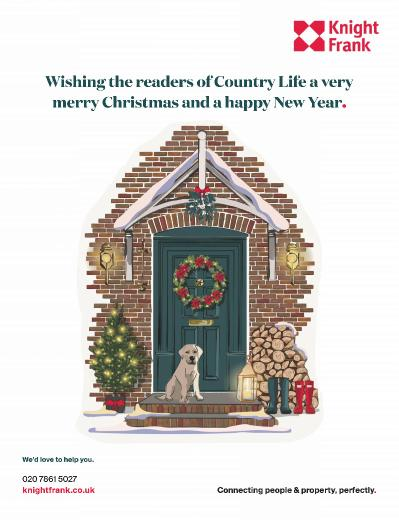 Country Life UK   December 12 (2018)