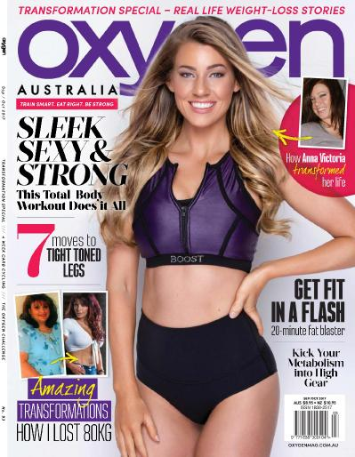 Oxygen Australia  Issue 93  September October (2017)