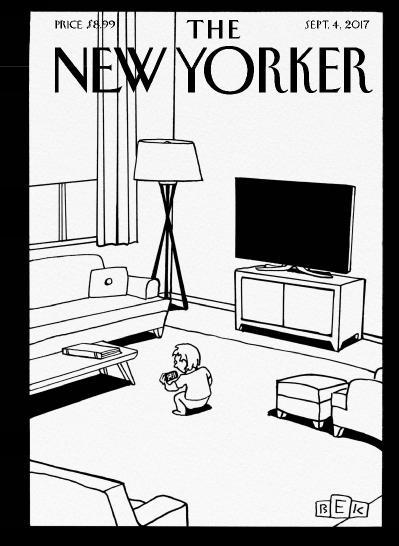 The New Yorker  September 4 (2017)