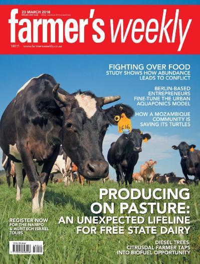 Farmer ' s Weekly   23 March (2018)