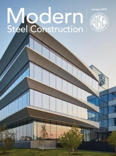 Modern Steel Construction   January (2019)