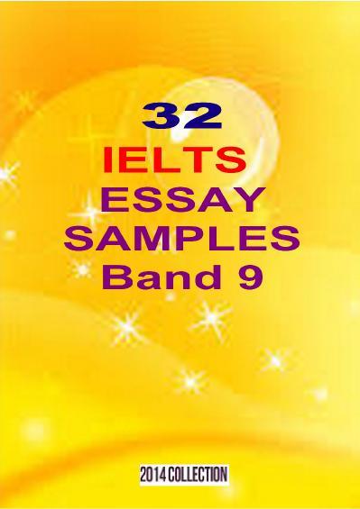 32 IELTS Essay S&les   Band 9
