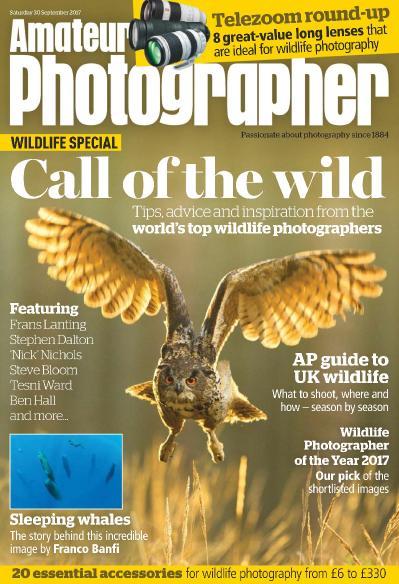 Amateur Photographer  30 September (2017)