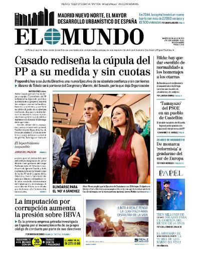 El Mundo   30 07 (2019)