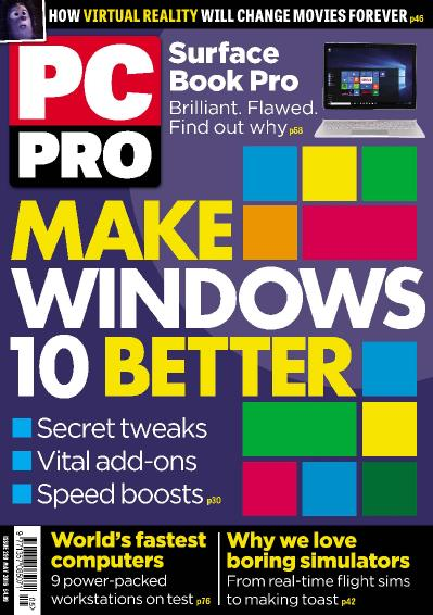 PC Pro   May (2016)