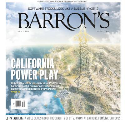 Barron ' s   29 07 (2019)