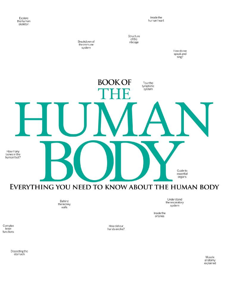How It Works Book Of The Human Body Revised [True PDF
