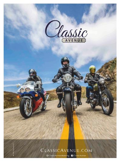 Motorcycle Classics   September October (2019)