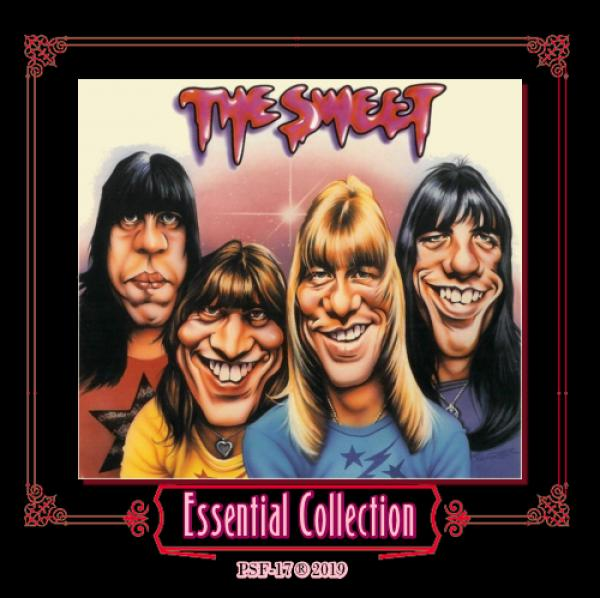 The Sweet  Essential Collection (2019)