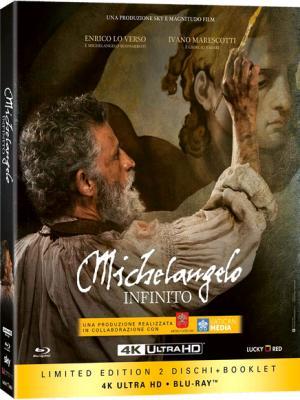 Микеланджело. Бесконечность / Michelangelo - Infinito (2018) BDRip 1080p | HDRezka Studio