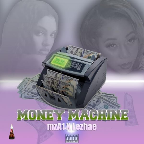 MzA1 Money Machine feat Lezhae SINGLE  2019