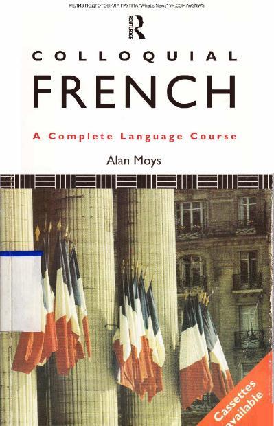 Alan Moys   Colloquial French