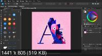 Serif Affinity Designer 1.7.2.471 RePack & Portable by elchupakabra