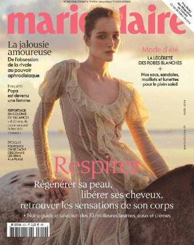 Marie Claire France   08 (2019)