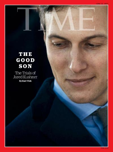 Time USA  June 12 (2017)