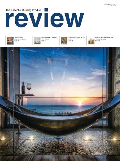 The Essential Building Product Review  Issue 1  February (2018)