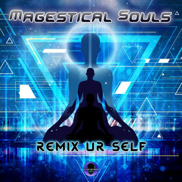 Magestical Souls   Remix Ur Self HIT077  2019