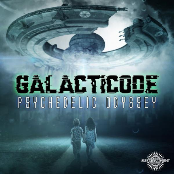GalactiCode Psychedelic Odyssey SD069 2019