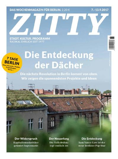 Zitty  7 September (2017)