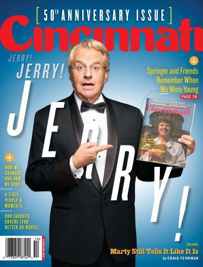 Cincinnati Magazine  October (2017)