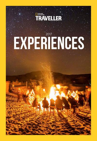National Geographic Traveller UK  Experiences (2017)