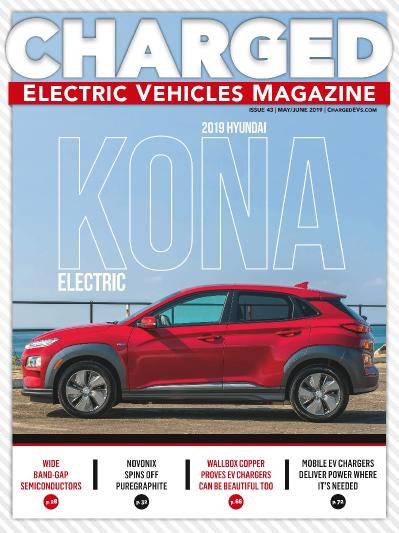 CHARGED Electric Vehicles Magazine   May June (2019)