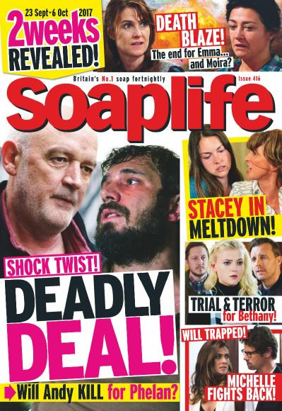 Soaplife  23 September (2017)