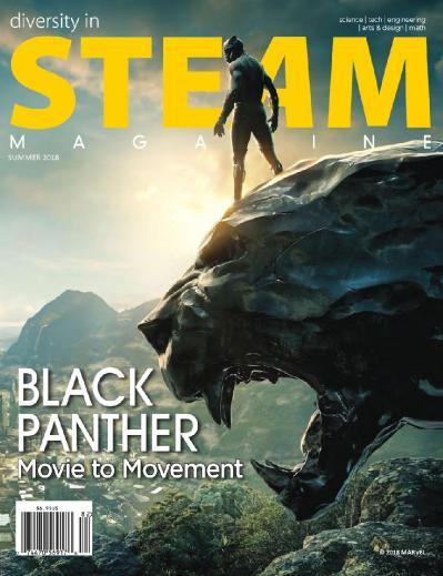 Diversity in Steam Magazine   Summer (2018)