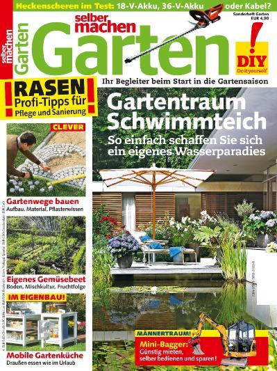 Selber Machen Sonderheft Garten  Fr 252 hjahr Sommer (2017)