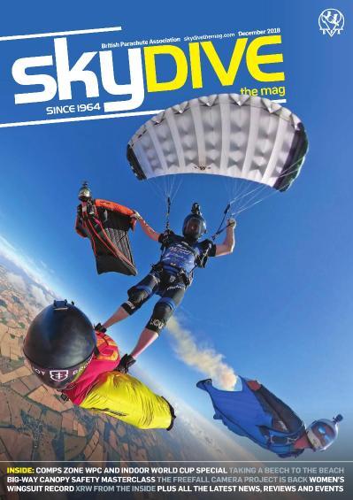 Skydive  November (2018)