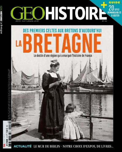 Geo Histoire N 46  Ao 251 t Septembre (2019)