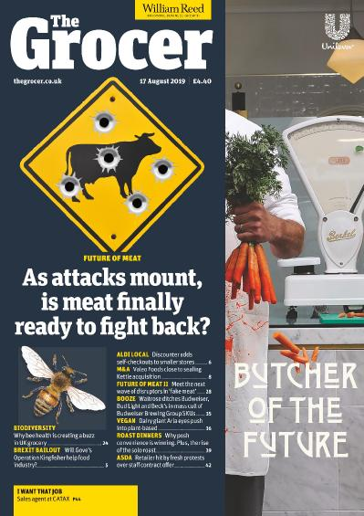 The Grocer  17 August (2019)