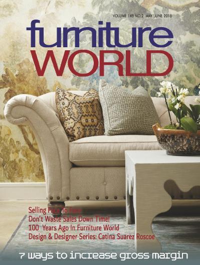Furniture World   May June (2018)