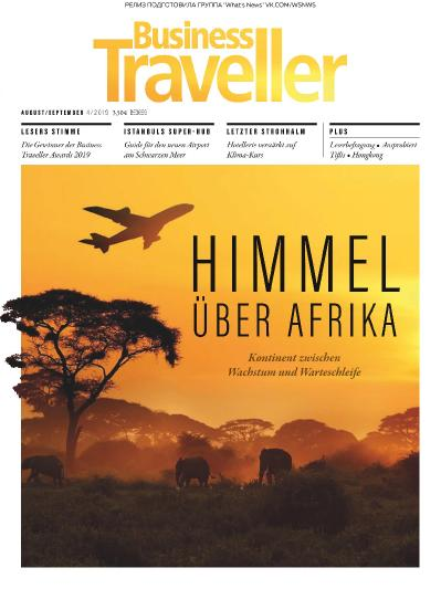 Business Traveller Germany   08 2019   09 (2019)