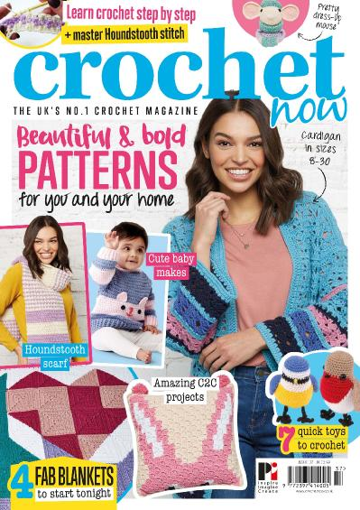 Crochet Now   Issue 37   January (2019)