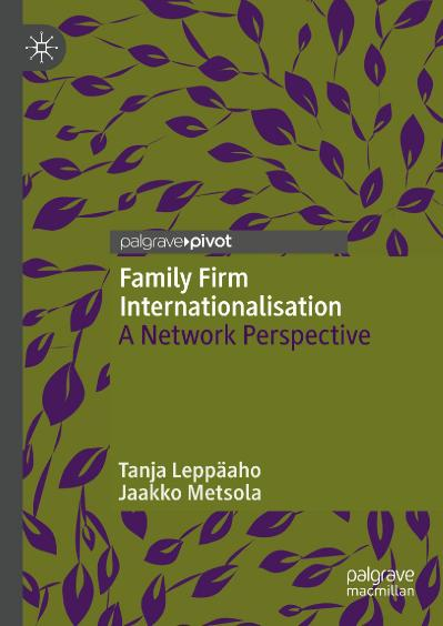 Family Firm Internationalisation A Network Perspective