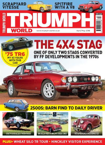 Triumph World   April May (2018)