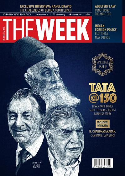 The Week India   October 14 (2018)