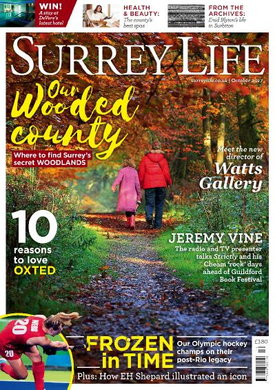 Surrey Life  October (2017)