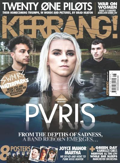 Kerrang !  Issue 1679  July 15 (2017)