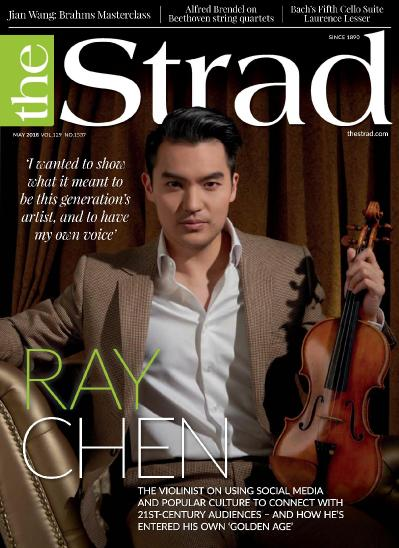 The Strad   May (2018)