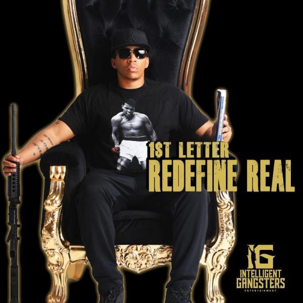 1st Letter Redefine Real 2018