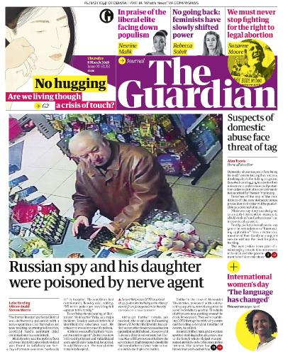 The Guardian   08 03 (2018)