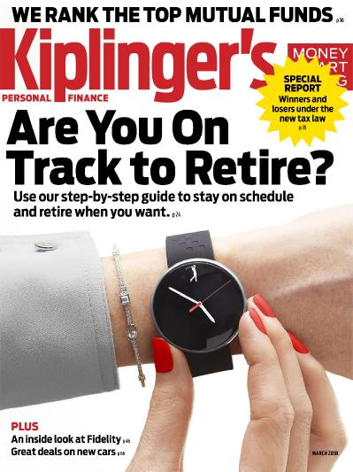 Kiplinger s Personal Finance  March (2018)