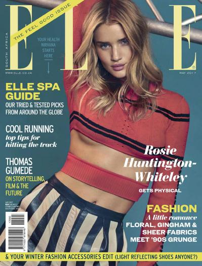 Elle South Africa  May (2017)