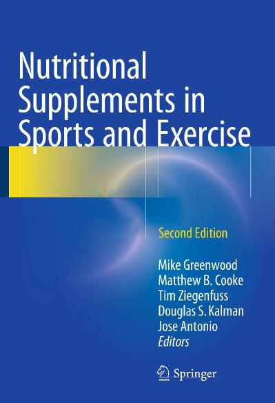 Nutritional Supplements in Sports and Exercice