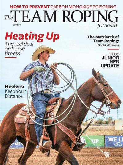 The Team Roping Journal   May (2018)