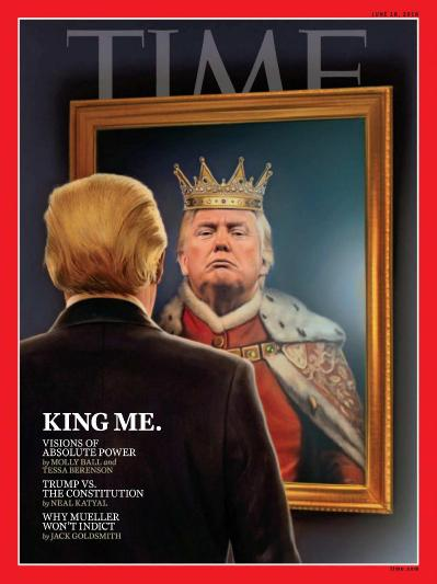Time USA   June 18 (2018)